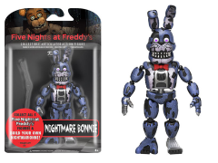 Five Nights at Freddy's Articulated Figure Series 02 - Nightmare Bonnie