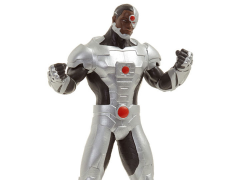 Justice League The New 52 Bendable Figure - Cyborg