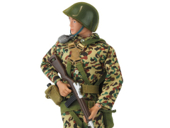 "Action Man 50th Anniversary 12"" Figure - Paratrooper"