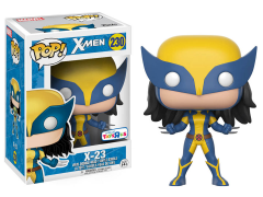 Pop! Marvel: X-Men - X-23 SDCC 2017 Exclusive