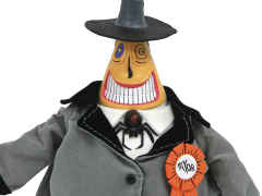 The Nightmare Before Christmas Silver Anniversary Mayor Figure
