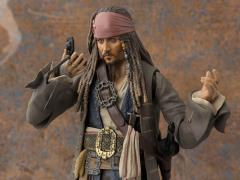 Pirates of the Caribbean: Dead Men Tell No Tales S.H.Figuarts Jack Sparrow