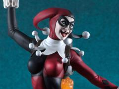 DC Comics Super Powers Collection Harley Quinn Maquette