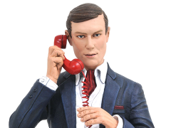 Batman Classic TV Series Bruce Wayne Bust With Phone