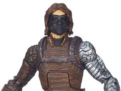 Captain America: The Winter Soldier Marvel Legends Infinite Series Winter Soldier (Mandroid BAF)