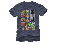 Nintendo Super Mario Bros. Retro T-Shirt