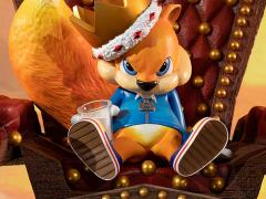 Conker's Bad Fur Day Conker Statue