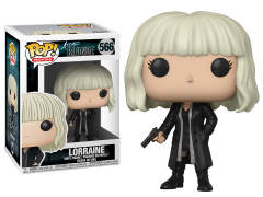 Pop! Movies: Atomic Blonde - Lorraine (Gun)