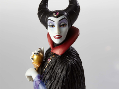 Sleeping Beauty Disney Showcase Couture De Force Art Deco Maleficent Figurine