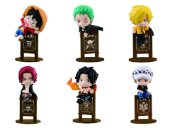 One Piece Ochatomo Series Pirate's Party Box of 8 Figures