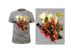 Marvel Deadpool Outta The Way T-Shirt