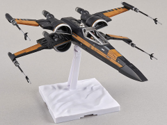 Star Wars Poe's X-Wing Fighter 1/72 Model Kit