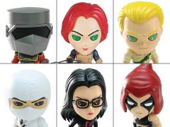 "G.I. Joe 2.50"" Vinyl Figure Series 2 Box of 12 Figures"