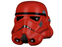 Star Wars Crimson Stormtrooper 1:1 Scale Wearable Helmet