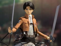 Attack On Titan Levi Ackerman Action Figure