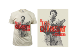 Texas Chainsaw Massacre Leatherface T-Shirt