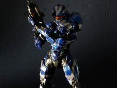 Halo Play Arts Kai Series 1 Spartan Warrior