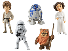 Star Wars World Collectable Figure Vol.2 - Set of 5