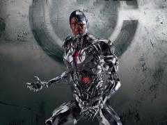 Justice League Dynamic 8ction Heroes DAH-008 Cyborg PX Previews Exclusive