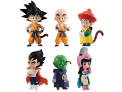 Dragon Ball Children Adverge EX Vol. 1 Box of 10 Figures