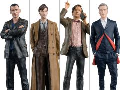 Doctor Who Figurine Collection Regeneration Set