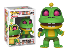 Pop! Games: Freddy Fazbear's Pizzeria Simulator - Happy Frog