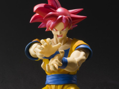 Dragon Ball Z S.H.Figuarts Super Saiyan God Goku