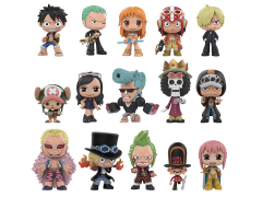 One Piece Mystery Minis Box of 12 Figures