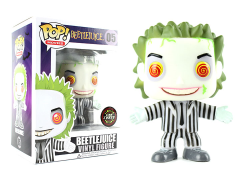 Pop! Movies: Beetlejuice - Beetlejuice (Chase)