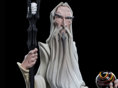 The Lord of the Rings Mini Epics Saruman Figure