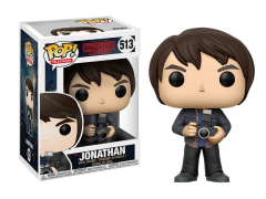 Pop! TV: Stranger Things - Jonathan Byers