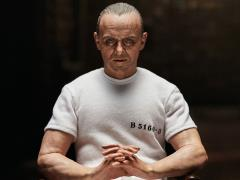 The Silence of the Lambs 1/6 Scale Hannibal Lecter White Prison Uniform Version