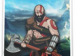 God of War FigPin Kratos
