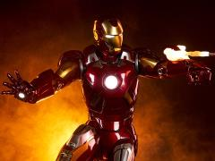 The Avengers Iron Man Mark VII Maquette