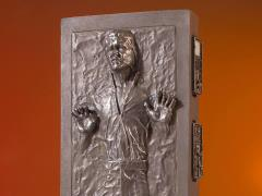 Star Wars Collector's Gallery Han Solo (Carbonite) Statue