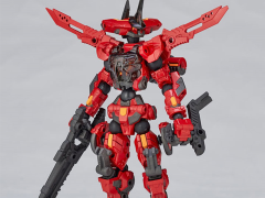 Assemble Borg NEXUS 026: Serevroid (Assault Red)