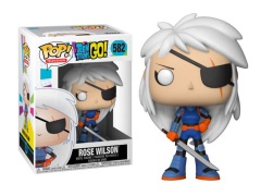 Pop! TV: Teen Titans Go! - Rose Wilson Exclusive