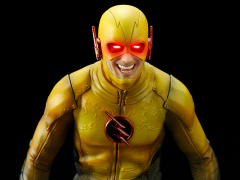 The Flash ArtFX+ Reverse Flash Statue