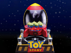 Toy Story Egg Attack EA-031 Magnetic Floating Aliens Rocket PX Previews Exclusive