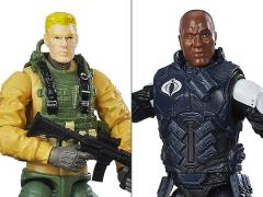 G.I. Joe 50th Anniversary Wave 4 Mission Accepted Versus Two Pack BBTS Exclusive