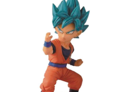 Dragon Ball Super World Collectable Figure Volume 05 - Super Saiyan God Super Saiyan Goku