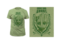 Marvel Guardians of the Galaxy Vol. 2 I Am Groot T-Shirt