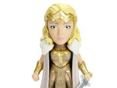 "Wonder Woman Metals Die Cast 4"" Queen Hippolyta Figure"