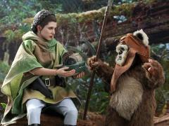 Star Wars: Return of the Jedi MMS551 Princess Leia & Wicket 1/6 Scale Collectible Figure Two-Pack