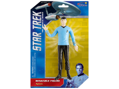 Star Trek: The Original Series Spock Bendable Figure