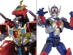 Gridman the Hyper Agent Super Mini-Pla Dyna Dragon & Gridman Sigma Exclusive Model Kit