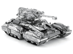 Halo Metal Earth Model Kit - UNSC Scorpion