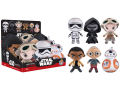 Star Wars Galactic Plushies Series 1 Box of 9 (The Force Awakens)