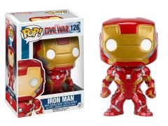 Pop! Marvel: Captain America: Civil War - Iron Man