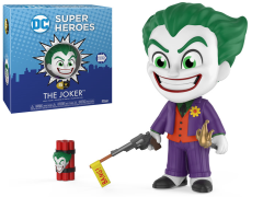 DC Super Heroes 5 Star The Joker